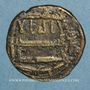 Coins al-Jazira. Abbassides. Ep. al-Ma'mun (194-218H). Fals 197H, Nisibin