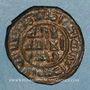 Coins al-Jazira. Abbassides. Ep. al-Mansur (136-158H). Fals, vers 143H, al-Jazira
