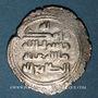 Coins al-Jazira. Bouyides. 'Adad al-Dawla (338-372H). Dirham billon 369H, (al-Mawsil)
