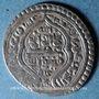 Coins Al-Jazira. Ilkhanides. Sulayman (739-746H). 2 dirham 745H, Hisn (Keyfa)