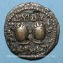 Coins al-Jazira. Ortoquides de Mardin. Alpi (547-572H). Br. Dirham