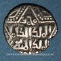 Coins al-Jazira. Ortoquides de Mardin. Artuq Arslan (597-637H). 1/2 dirham