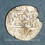 Coins al-Jazira. Ortoquides de Mardin. Ghazi I (637-658H). Dirham 65(5)H, Mardin
