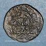 Coins al-Jazira. Ortoquides de Mardin. Qara Arslan (658-693H). Fals, avec l'Ilkhanide Hulagu