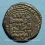 Coins al-Jazira. Zenguides de Sinjar. 'Imad al-Din Zengui (565-594H). Dirham bronze 5xxH, (Nisibin)