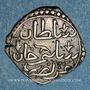 Coins Algérie. Ottomans. Sélim III (1203-1222H). 1/8 boudjou 1220H. Alger
