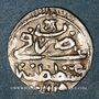 Coins Anatolie. Ottomans. Ahmad III (1115-1143H). Para 1115H, Qustantiniya (imitation ?)