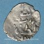 Coins Anatolie. Ottomans. Ibrahim (1049-1058H). Akce 10(49)H, Qustantiniya