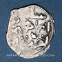 Coins Anatolie. Ottomans. Ibrahim (1049-1058H). Akce (1049)H, Qustantiniya