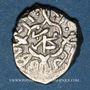 Coins Anatolie. Ottomans. Mehmet II, 2e règne (855-886H). Akce 855H, Amasya