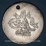 Coins Anatolie. Ottomans. Selim III (1203-1222H). Qurush 1203H an 1, Islambul (Istanbul)