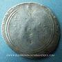 Coins Asie Centrale. Abbassides. al-Musta'in (248-251H = 862-66),  dirham (?)H, ash-Shash