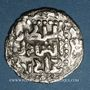 Coins Asie centrale. Horde d'Or. Jani Beg (742-758H).  Dirham 743H, Khwarezm