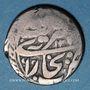 Coins Asie Centrale. Manghits de Bukhara. Muzzafar al-Din (1277-130H = 1860-1886). Tenga 1278H. Bukhara