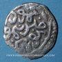 Coins Asie Centrale. Timur et Mahmud Jagatay (790-800H). Dirham 795H, Samarqand