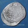 Coins Asie centrale. Timurides. 'Abd Allah (854-855H). Tanka 855H, Samarqand