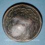 Coins Balkans. Ottomans. Bogaz Hisar (Dardanelles). Bronze, 20 Para 1255H / An 4, contremarqué et daté 131