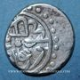 Coins Balkans. Ottomans. Mehmet II, 2e règne (855-886H). Akçe 865H, Novar