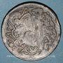 Coins Balkans. Ottomans. Telonia (Ile de Lesbos). Bronze, 20 Para 1277H/ An 1, contremarqué