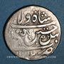 Coins Caucase. Safavides. Sultan Husayn (1105-1135H). Abbasi 1132H, Ganja