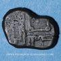 Coins Caucase. Sulamides (Rois de Darband). Muzaffar (vers 530-555H). Fals inédit