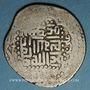 Coins Caucase. Timurides. Timur et Mahmoud Jaghatay (vers 792-803H). Tanka, Gushtaspi (RR)