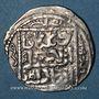 Coins Géorgie. Mongols. Mongke (649-657H). Dirham. Rabi' al-awal 65(8)H, Tiflis (Géorgie)