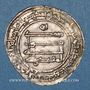 Coins Iraq. Abbassides. al-Muqtadir (295-320H). Dirham 299H. Madinat al-Salam