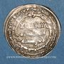 Coins Iraq. Abbassides. al-Radi (322-329H). Dirham 325H. Madinat al-Salam