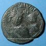Coins Jazira. Ortoquides de Mardin. Qutb ed-Din Ghazi II (572-580H). Dirham 580H