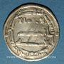 Coins Maghreb. Abbassides. al-Mahdi (158-169H). Dirham 161H. al-'Abbassiya