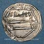 Coins Maghreb. Abbassides. al-Mahdi (158-169H). Dirham 167H. Ifriqiya