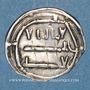 Coins Maghreb. Abbassides. Harun al-Rashid (170-193H). Dirham 17(x)H. (al-'Abbassiya)