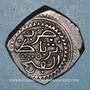 Coins Maghreb. Alawites. Sidi Muhammad III (1171-1204H).  10 dirham 1188H, Rabat al-Fath