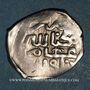 Coins Maghreb. 'Alawites. Sidi Muhammad III (1171-1204H). Dirham 1181H, Miknas