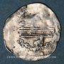 Coins Maghreb. Idrissides. Anonyme : descendants d 'Isa b. Idris II (vers 233-280H). Dirham 2(x)5H, Wazeqq