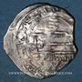Coins Maghreb, Idrissides, Ibrahim b. al-Qasim (vers 270-290H), dirham (270H), al-Basra (Maroc)