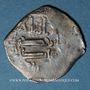 Coins Maghreb. Idrissides. Ibrahim b. al-Qasim (vers 270-290H). Dirham. (al-Basra) (Maroc)