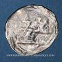Coins Maghreb. Idrissides. Ibrahim b. al-Qasim (vers 270-290H). Dirham, (al-Basra) (Maroc)