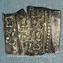 Coins Maghreb. Mérinides. Abd al-Haqq II (823-869 H). 1/2 dirham. Taza