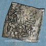 Coins Maghreb. Mérinides. 'Abd al-Haqq II (823-869 H). 1/2 dirham