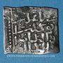 Coins Maghreb. Mérinides. 'Abd al-Haqq II (823-869H = 1420-1465). 1/2 dirham