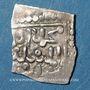 Coins Maghreb. Wattassides. Muhammad (fin Xe H). 1/4 de dirham. (Miknas ?)