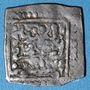 Coins Maghreb. Wattassides. Muhammad I (876-910H). 1/4 de dirham d'un type inédit (?)