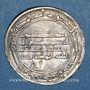 Coins Perse. Abbassides. al-Mahdi (158-169H). Dirham 161H. al-Muhammadiya