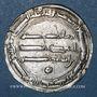 Coins Perse. Abbassides. al-Mansur (136-158H). Dirham 155H. al-Muhammadiya