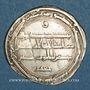 Coins Perse. Abbassides. Harun al-Rashid (170-193H). Dirham 182H. al-Muhammadiya