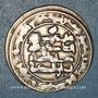 Coins Perse. Buyides. Baha' al-Dawla (379-403H). Or de bas titre. Dinar (398H), Suq al-Hawaz