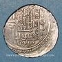 Coins Perse. Ilkhanides. Abu Sa'id (716-736H). 2 dirham Khani 33, Tabriz