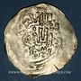 Coins Perse. Mongols. Möngke (649-657H). Dinar. Astarabad, de la plus grande rareté